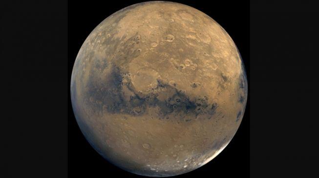 Planet Mars. [NASA]