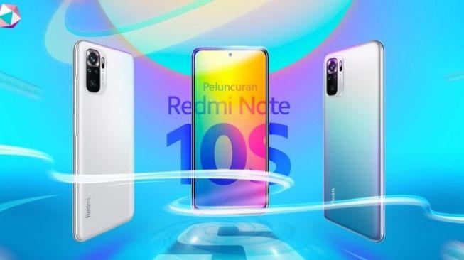 Xiaomi Indonesia akan meluncurkan Redmi Note 10S di Indonesia pada 18 Mei 2021. [Youtube/Xiaomi Indonesia]