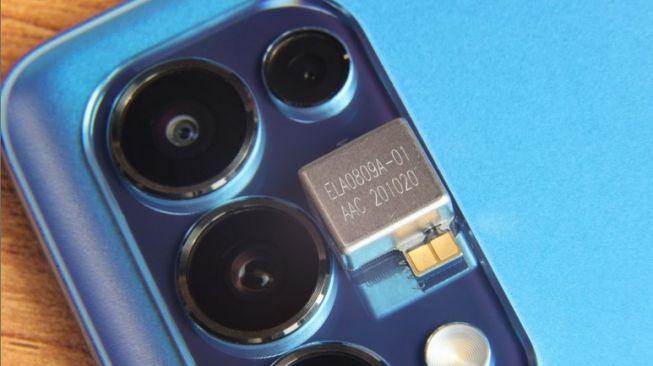 Set up kamera pada Oppo Reno6 Pro+ [GSM Arena]