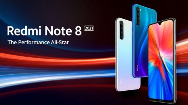 Redmi Note 8 2021. [Mi.com]