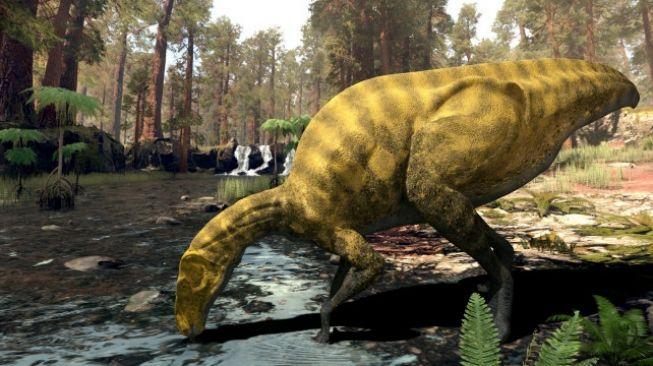 Portellsaurus sosbaynati. [Metro.co.uk]