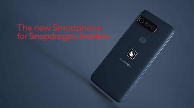 Smartphone for Snapdragon Insiders. [YouTube/Qualcomm Snapdragon]