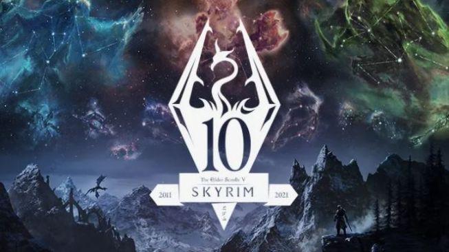 Skyrim Anniversary Edition. (Bethesda)