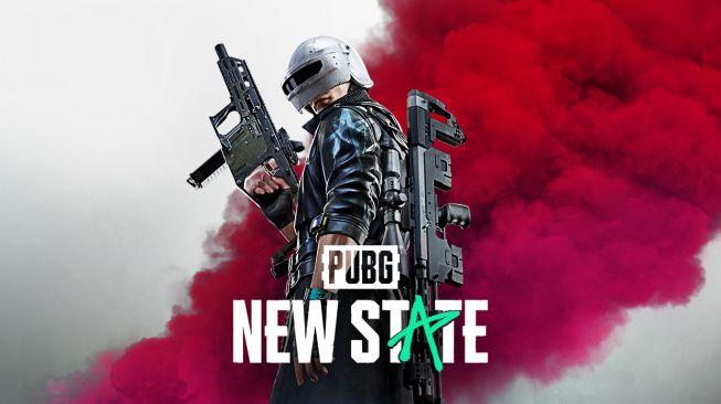 Poster PUBG: New State, game mobile buatan Krafton yang akan segera meluncur. [Dok PUBG New State]