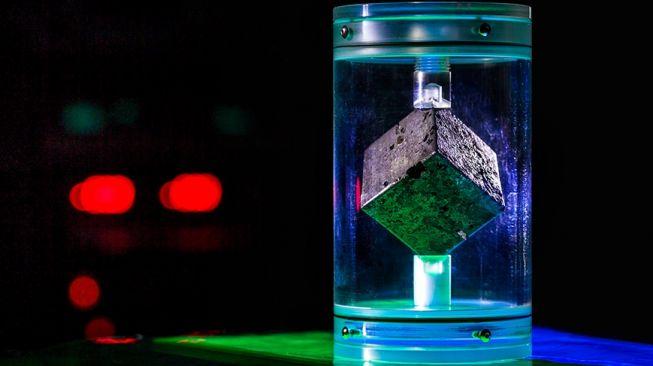 Kubus Uranium. [University of Maryland]