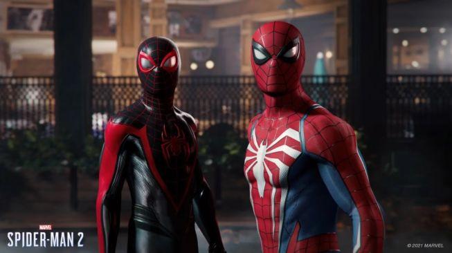Spider-Man 2. [Playstation]