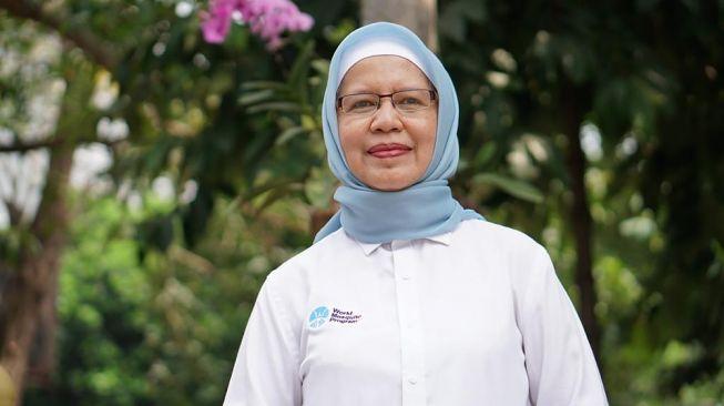 Guru Besar sekaligus Peneliti dari Fakultas Kedokteran, Kesehatan Masyarakat, dan Keperawatan (FK-KMK) UGM Yogyakarta, Adi Utarini, [Kagama]