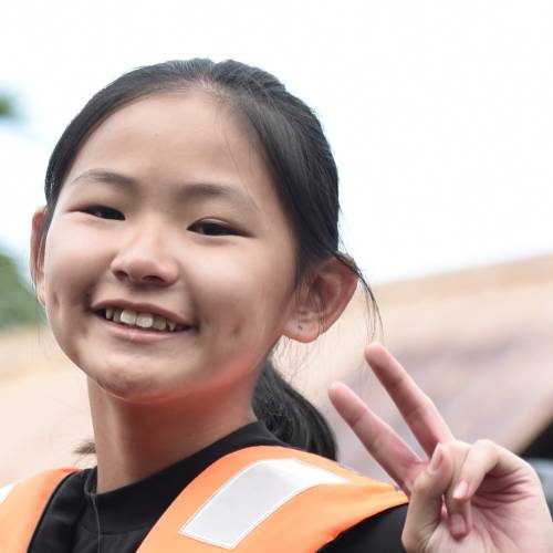 Shania Wong