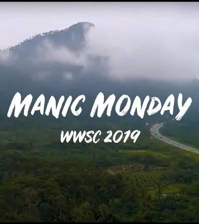 #WWSC2019 Day 1
