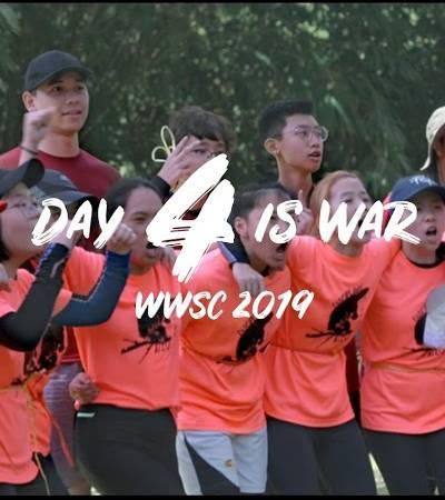 #WWSC2019 Day 4