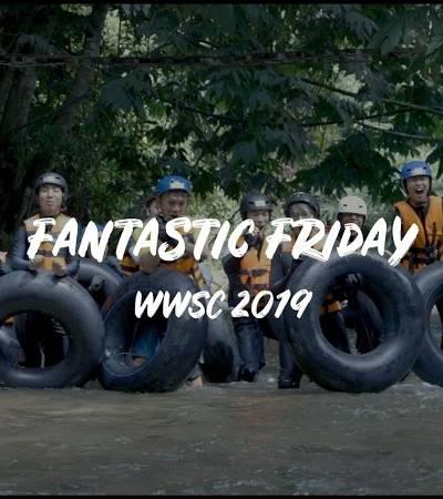 #WWSC2019 Day 5