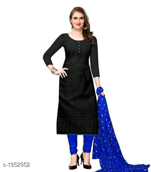 Kurtis & Kurtas Voguish Cotton Chikankari Kurtis With Dupatta  *Fabric* Kurti - Cotton , Dupatta - Cotton  *Sleeves* Sleeves Are Included  *Size* Kurti - M - 38 in, L - 40 in, XL - 42 in, XXL - 44 in , Dupatta - 2.25 Mtr  *Length* Up To 48 in  *Type* Stitched  *Description* It Has 1 Piece Of Women's Kurti With Dupatta  *Work* Chikankari Work  *Sizes Available* M, L, XL, XXL   Catalog Rating: ★3.8 (255) Supplier Rating: ★3.8 (5354) SKU: 101-ROYALBLUE Shipping charges: Rs49 (Non-refundable) Pkt. Weight Range: 500  Catalog Name: Abhisarika Voguish Cotton Chikankari Kurtis With Dupattas - CROP FASHIONS Code: 982-1952952--992