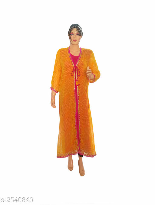 Kurtis & Kurtas Elegant Style Printed Kurti  *Fabric* Georgette & Dupion Silk  *Sleeves* 3/4 Sleeve Are Included  *Size* XL- 42 in  *Length* Up To 50 in  *Type* Stitched  *Description* It Has 2 Pieces Of Women's Kurti  *Work* Printed  *Sizes Available* XL   Supplier Rating: ★3.9 (359) SKU: Kurti---4030  Free shipping is available for this item. Pkt. Weight Range: 300  Catalog Name: Allure Elegant Style Printed Kurtis vol 8 - Ard Fashion Code: 5401-2540840--