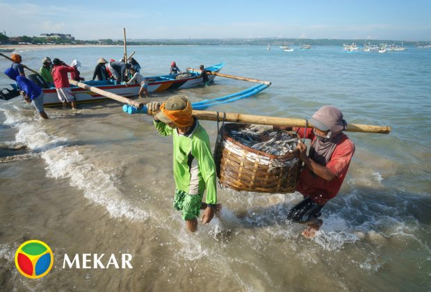 Mekar Offers Solution to Fisheries Financing Problems
