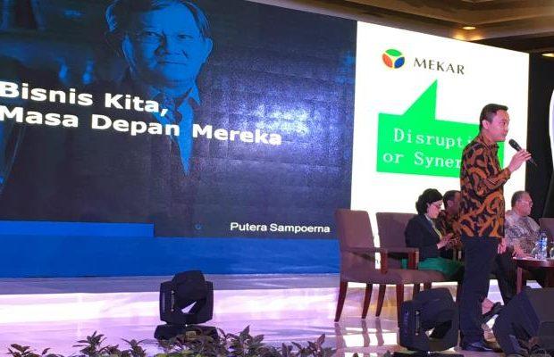 Mekar di Diskusi Infobank Award