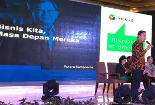 Mekar on Infobank Award Discussion