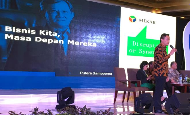 Mekar on Infobank Award Discussion