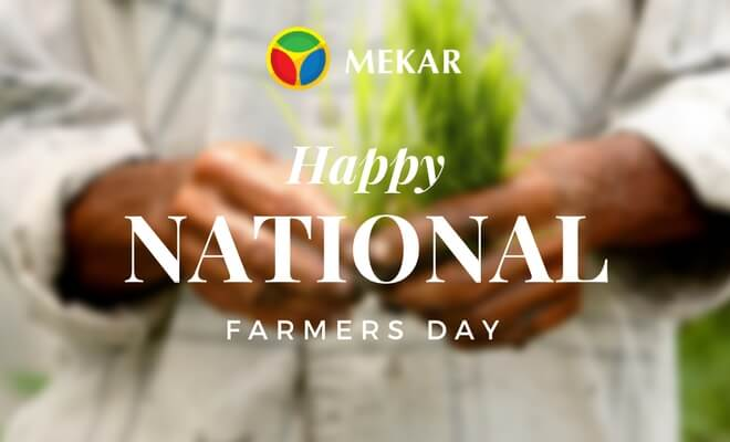 Happy National Farmers Day 2017