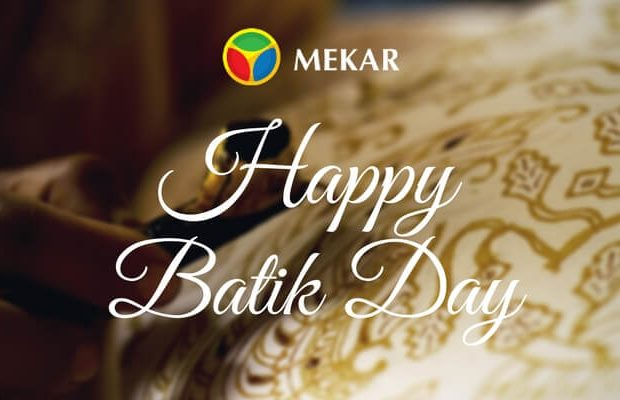 Happy National Batik Day