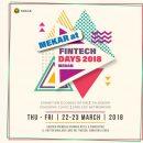 Fintech Days 2018 Medan