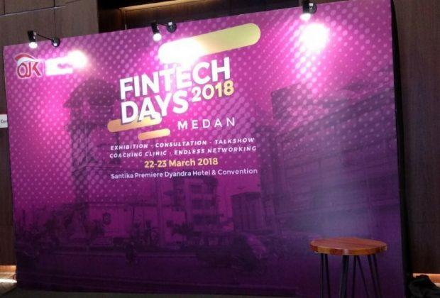 OJK Fintech Days Medan