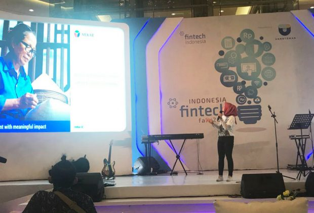 Indonesia Fintech Fair 2018