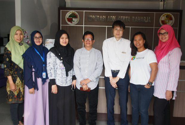 JCER Economist Visits to Mekar's Lending Partner