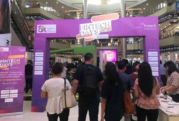 Gelaran Event O JK Fintech Days 2018 di Batam