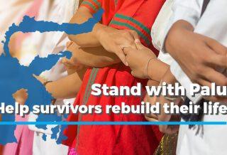 Mekar & ACT Stand with Palu Help Survivors Rebuild The Life