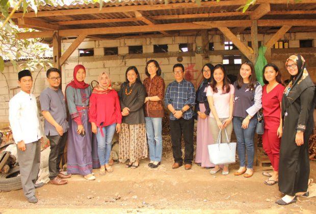 Funder Mekar Pelajari Cara Produksi Keripik Singkong