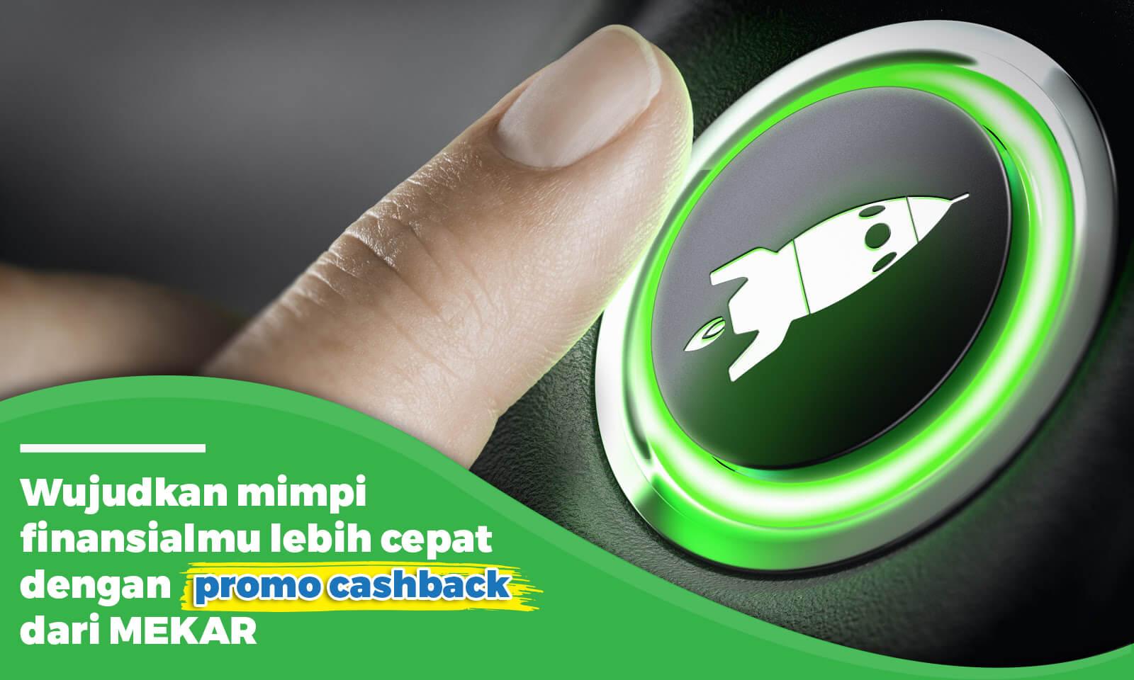 Promo Cashback Mekar