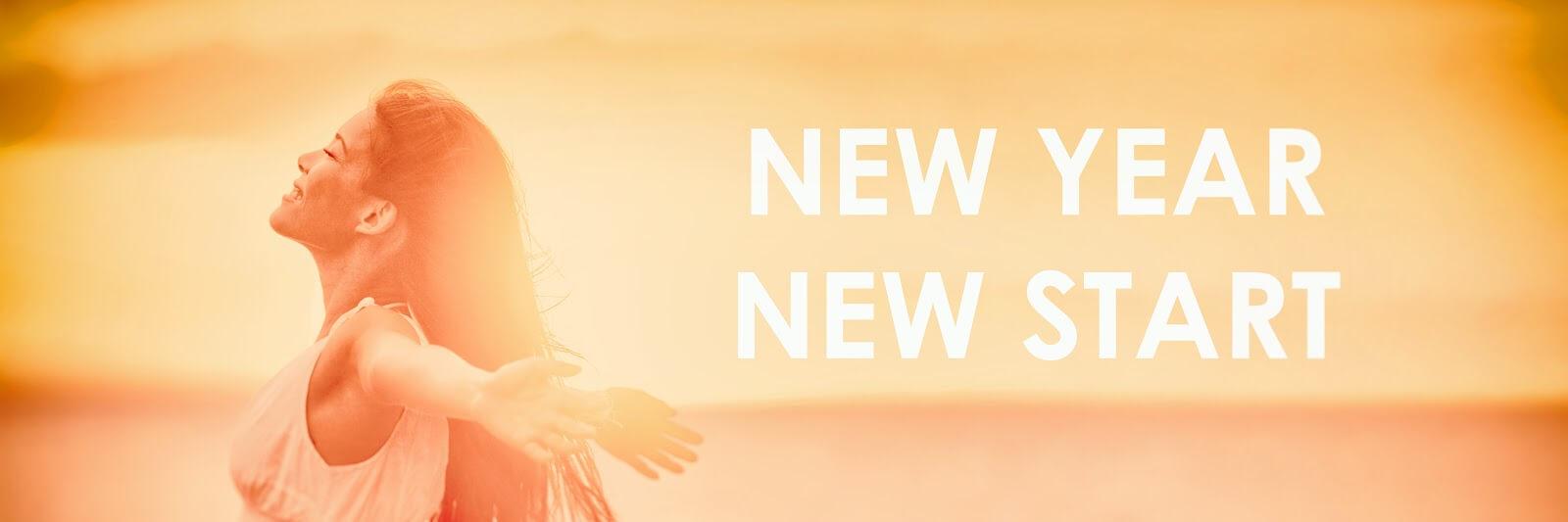Tahun Baru Permulaan Baru