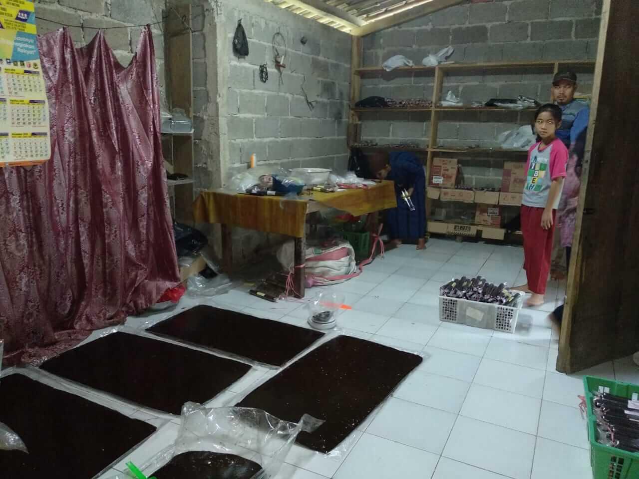 Poses Pembuatan Dodol
