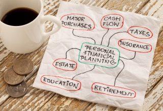 Coretan Perencanaan Keuangan Di Atas Tissue