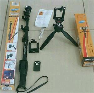 Brand New Yunteng Selfie Stick With Stand.