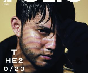 "Introducing: Hairul Azreen is our cover star for August 2020 ""20/20"" issue"