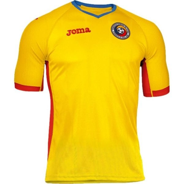 Joma's jersey for Romania