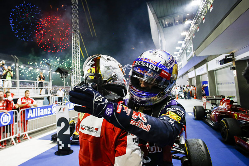 5 Parties During The F1 Weekend