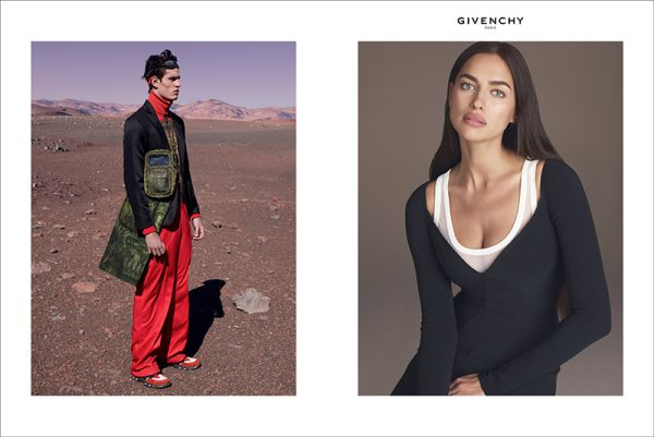 4b5aefe5a62f Spring Summer 2017 Campaign  Givenchy s Voyage