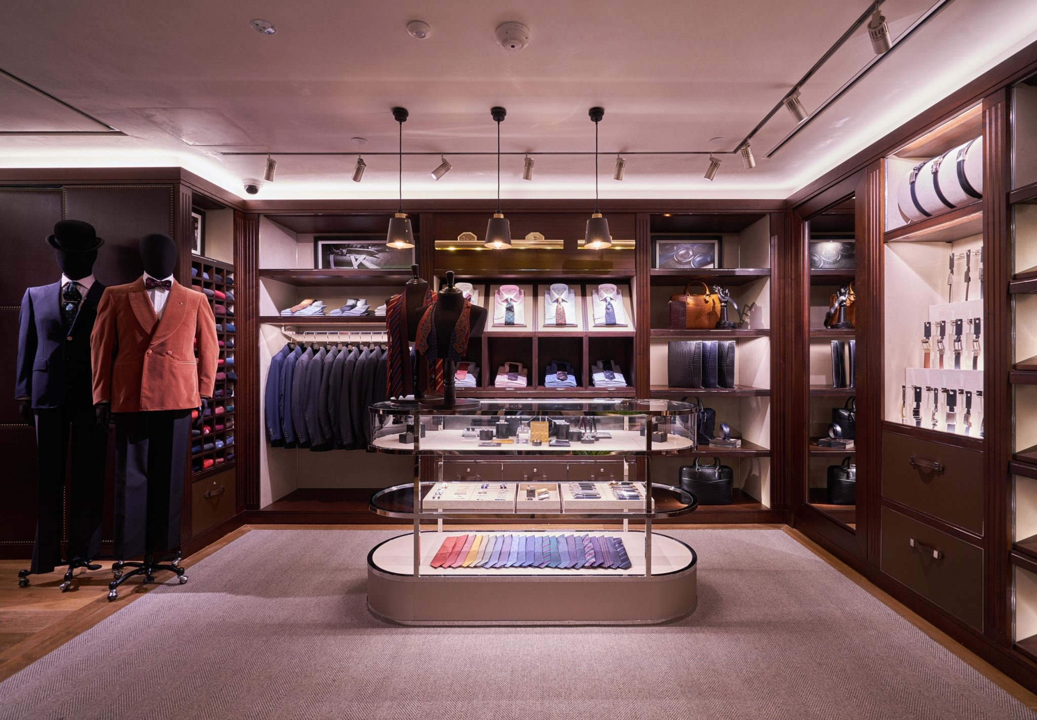 New Look For Dunhill Store At Paragon Singapore Men S Folio