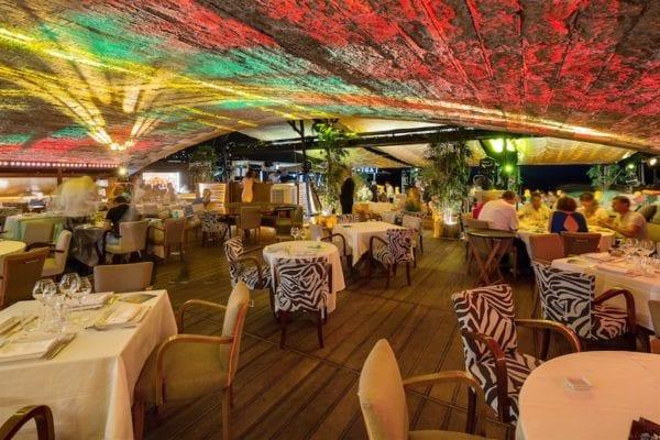 Restaurant Sumosan at Twiga Monte-Carlo