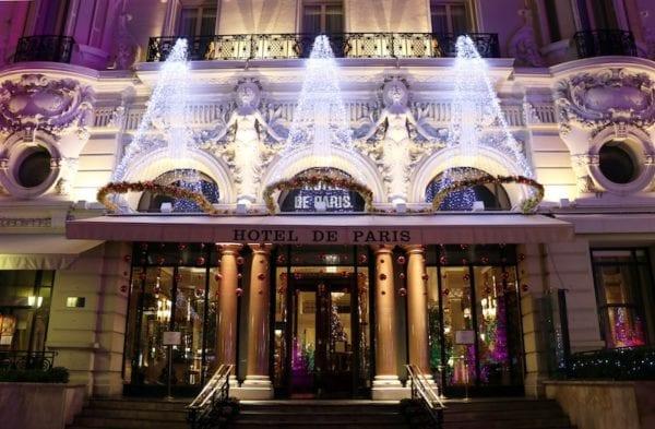 Hotel de Paris - Monte-Carlo