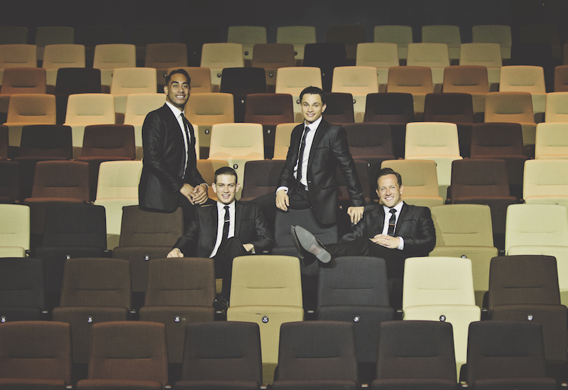 'Boys in the Band' in Singapore: Interview with David Malek, Simon McLachlan, and Mat Verevis