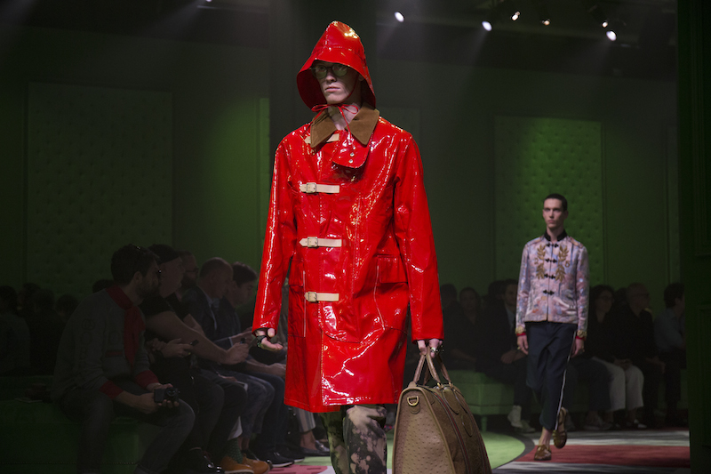 Gucci's Spring/Summer 2017 collection