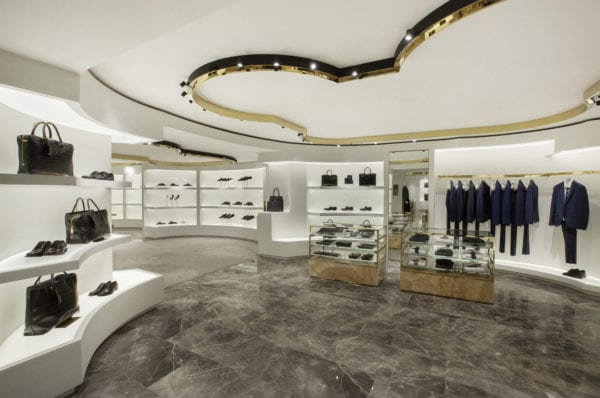 VERSACE_NEW BOUTIQUE OPENING_HONG KONG_CENTRAL_INTERIOR 05