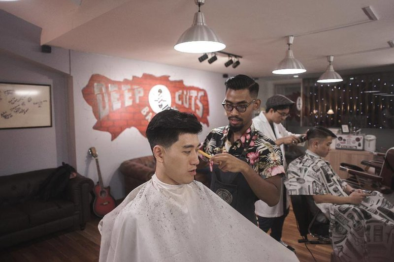 Barber Shops In Singapore Cool Grooming Parlours For Your