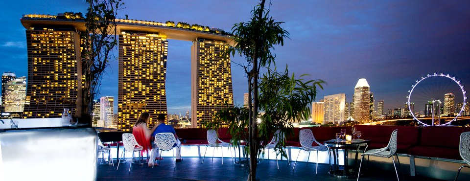 Best rooftop bars in Singapore: Where to go for cocktails, nightlife and amazing views of the city