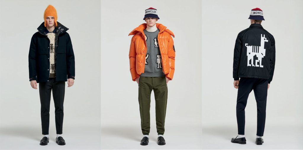 brand new bc251 20196 Moncler goes preppy for Fall/Winter 2017 - Men's Folio