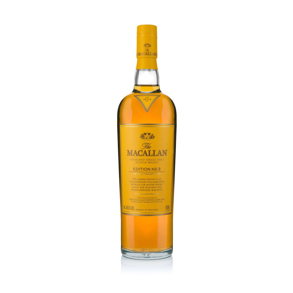 the macallan edition no 3 singapore