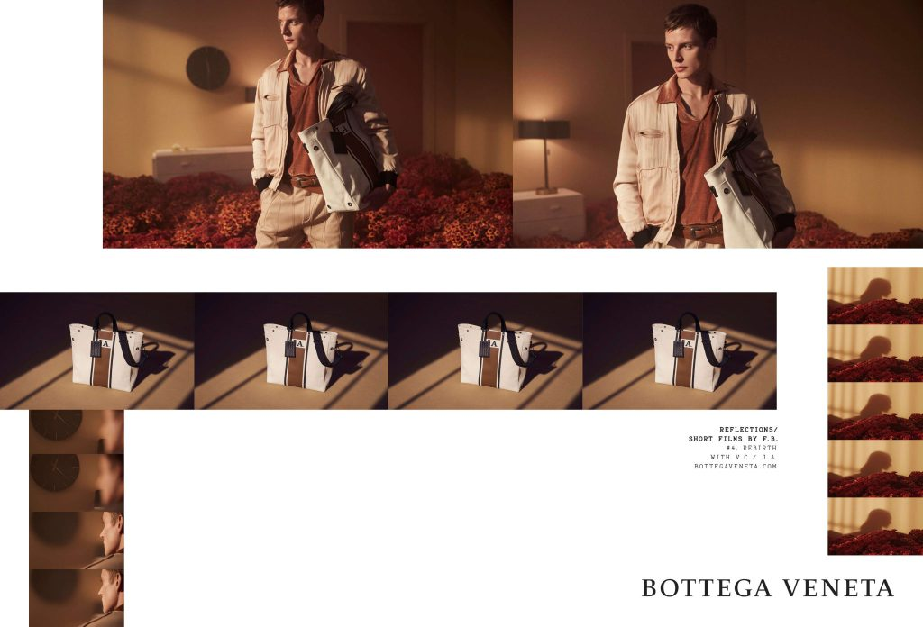 "7ba6557a0124 Bottega Veneta SS18 ""Art of Collaboration"" Releases Utopia and Rebirth"